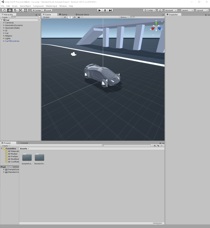 How to Unity3D – Configure Project for Android and Run it on Mobile