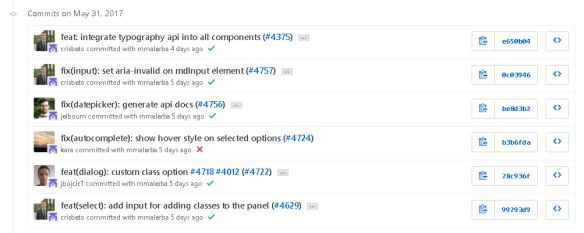 Git – Commit Message Conventions | Damien FREMONT